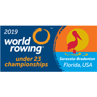 2019 World Rowing U23 Championships Logo