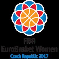 2017 FIBA EuroBasket Women Logo