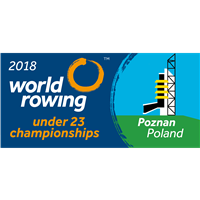 2018 World Rowing U23 Championships Logo