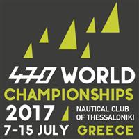 2017 470 World Championships Logo