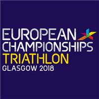 2018 Triathlon European Championships Logo