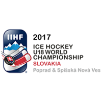 2017 Ice Hockey World U18 Championships Logo