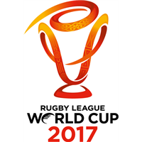 2017 Rugby League World Cup Quarter-finals Logo