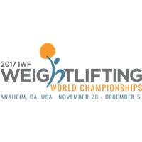 2017 World Weightlifting Championships Logo