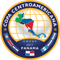 2017 Copa Centroamericana Logo