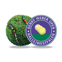 2019 Tennis ATP Tour Gerry Weber Open Logo
