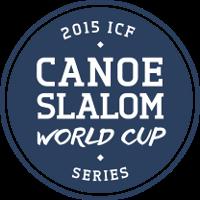 2015 Canoe Slalom World Cup Logo