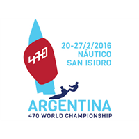 2016 470 World Championships Logo
