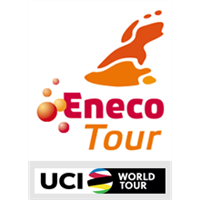 2016 UCI Cycling World Tour Eneco Tour Logo