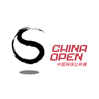 2017 WTA Tennis Premier Tour China Open Logo