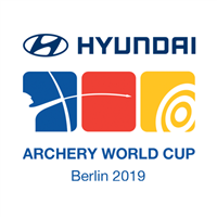 2019 Archery World Cup Logo
