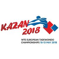 2018 European Taekwondo Championships Logo