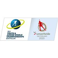 2020 Biathlon Youth and Junior World Championships Logo