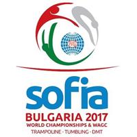 2017 Trampoline World Championships Logo