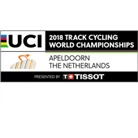 2018 UCI Track Cycling World Championships Logo