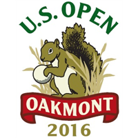 2016 Major Championships U.S. Open Logo