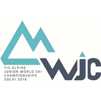 2016 FIS Junior World Alpine Skiing Championships Logo