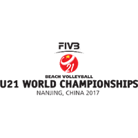 2017 U21 Beach Volleyball World Championships Logo