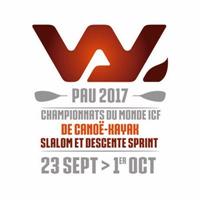 2017 Canoe Slalom World Championships Logo