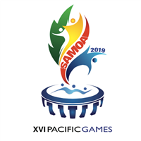 2019 Pacific Games Logo