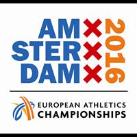 2016 European Athletics Championships Logo