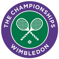 2020 Tennis Grand Slam Wimbledon Logo
