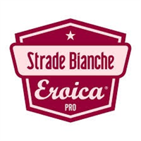 2017 UCI Cycling World Tour Strade Bianche Logo