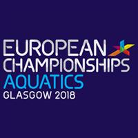 2018 European Aquatics Championships Logo
