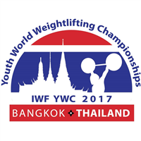 2017 World Youth Weightlifting Championships Logo