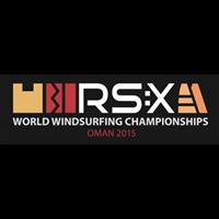 2015 RS:X Windsurfing World Championships Logo