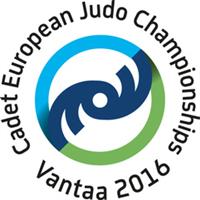 2016 European Cadet Judo Championships Logo