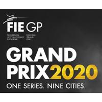 2020 Fencing Grand Prix Foil Logo