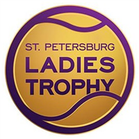 2020 WTA Tennis Premier Tour St. Petersburg Ladies Trophy Logo