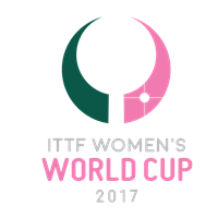 2017 Table Tennis World Cup Women Logo
