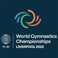 2022 World Artistic Gymnastics Championships Logo