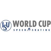 2017 Speed Skating World Cup Logo