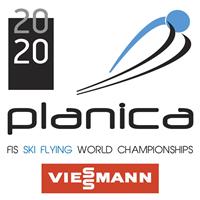 2020 FIS Ski Flying World Championships Logo