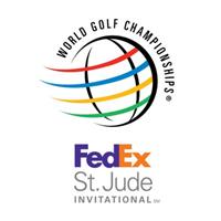 2019 World Golf Championships FedEx St Jude Invitational Logo