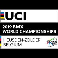 2019 UCI BMX World Championships Logo