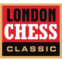 2019 Grand Chess Tour London Chess Classic Logo