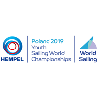 2019 Youth Sailing World Championships Logo