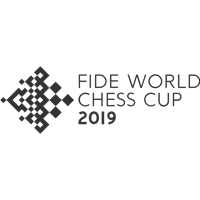 2019 Chess World Cup Logo