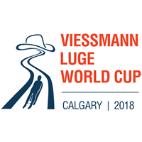 2019 Luge World Cup Logo