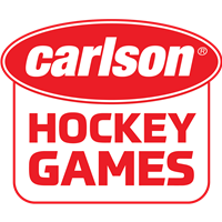 2021 Euro Hockey Tour - Carlson Hockey Games Logo