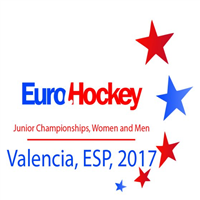 2017 EuroHockey Junior Championships Logo