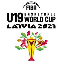2021 FIBA U19 World Basketball Championship Logo
