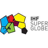 2015 Handball Super Globe Logo