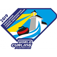 2019 World Junior Curling Championships Logo
