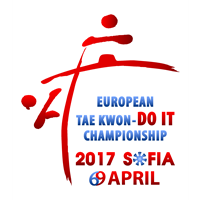 2017 European Taekwondo Under 21 Championships Logo