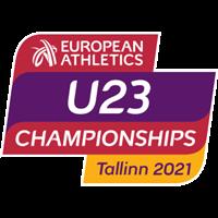 2021 European Athletics U23 Championships Logo